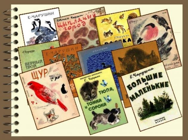 Картинки природы в библиотеке